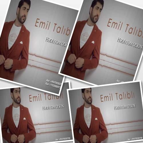 Emil Talibli - دانلود آهنگ آذری جدید امیل طالیب لی بنام هدیه م السون