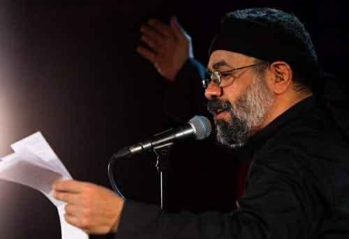 دانلود نوحه جدید محمود کریمی بنام  بنای عالم روی عشقه