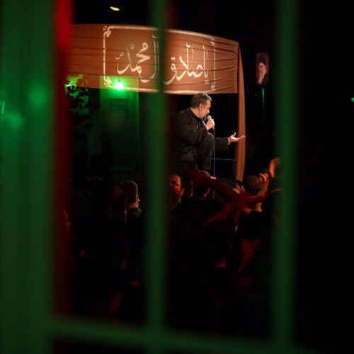 دانلود نوحه جدید محمود کریمی بنام محمود کریمی – ورود به کربلا
