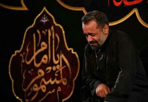 دانلود نوحه جدید محمود کریمی بنام  تبر همه شاخه و برگتو چیده