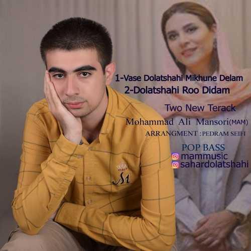 دانلود آهنگ جدید محمد علی منصوری بنام واسه دولت شاهی میخونه دلم