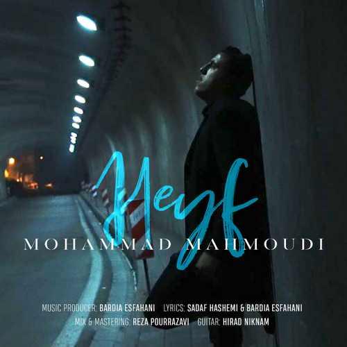 دانلود آهنگ جدید محمد محمودی بنام حیف