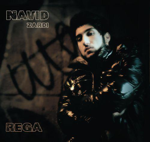 Navid Cover - دانلود آلبوم جدید نوید زردی بنام ریگا