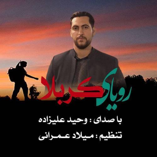 Vahid Alizadeh Royaye Karbala - دانلود نوحه جدید وحید علیزاده بنام رویای کربلا