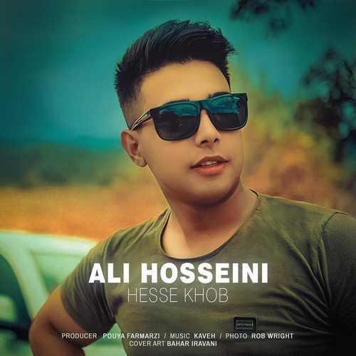 دانلود آهنگ جدید علی حسینی بنام حس خوب