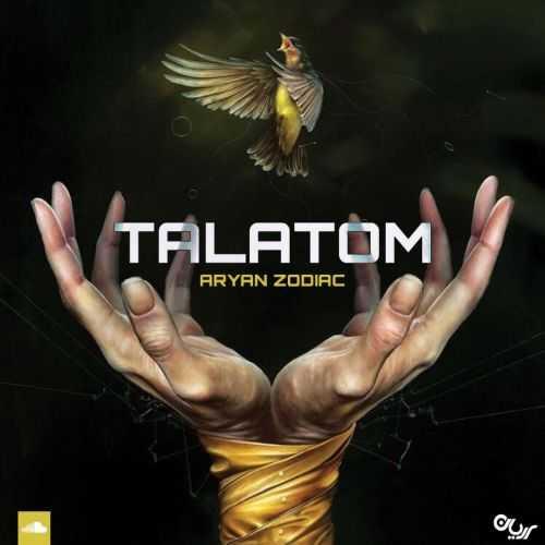 دانلود آهنگ جدید آرین زودیاک بنام تلاطم