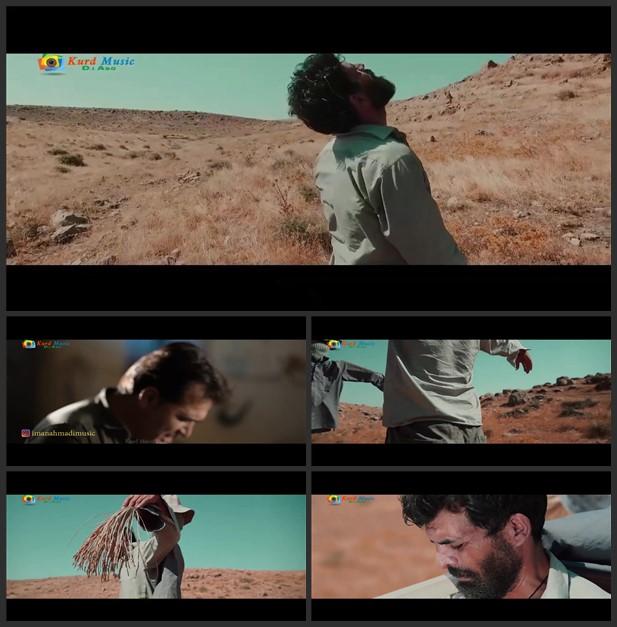Iman Ahmadi 2019 Bilenam Bechem.mp4 - دانلود آهنگ کردی جدید ایمان احمدی بنام بیلنام بچم + موزیک ویدیو