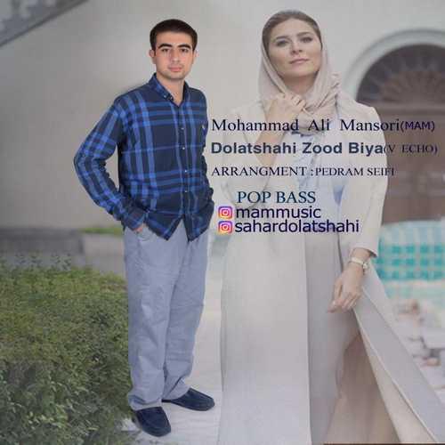 دانلود آهنگ جدید محمد علی منصوری بنام دولتشاهی زود بیا