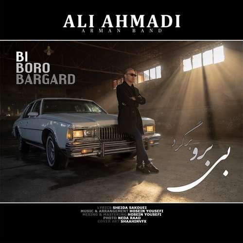 دانلود آهنگ جدید علی احمدی به نام بی برو برگرد