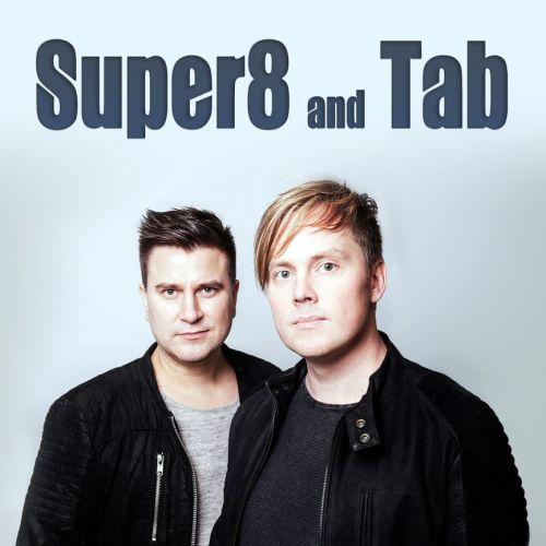 Super8 and Tab - دانلود فول آلبوم Super8 & Tab (Super8 & Tab)