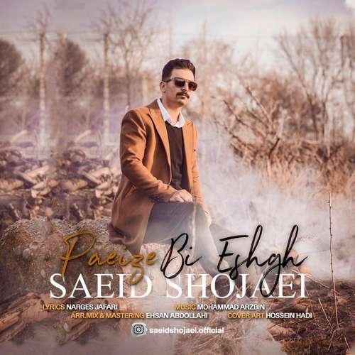 Saeid Shojaei Paeize Bi Es - دانلود آهنگ جدید سعید شجاعی بنام  پاییز بی عشق