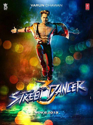 Street Dancer 3D 2019 375x500 - دانلود فیلم هندی Street Dancer 3D 2019