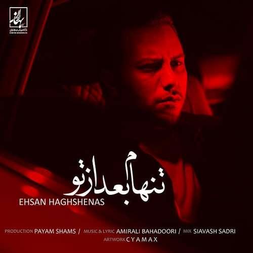 دانلود آهنگ جدید احسان حقشناس بنام تنهام بعد از تو