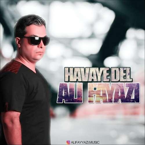 دانلود آهنگ جدید علی فیاضی به نام هوای دل