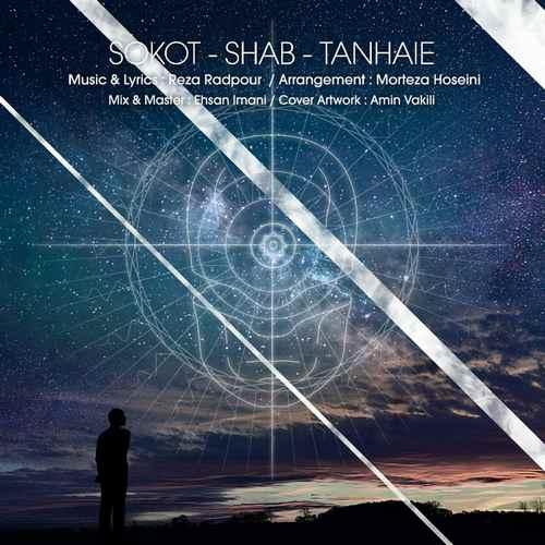 دانلود آهنگ جدید رضا رادپور به نام سکوت ، شب ، تنهایی