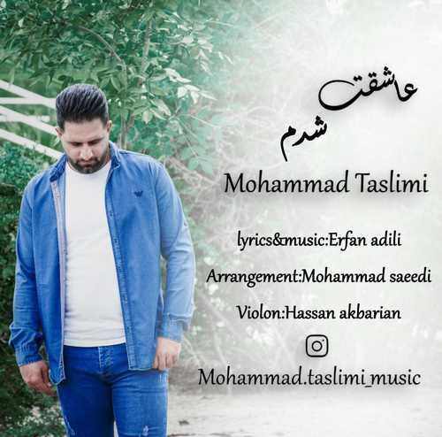 دانلود آهنگ جدید محمدتسلیمی به نام عاشقت شدم