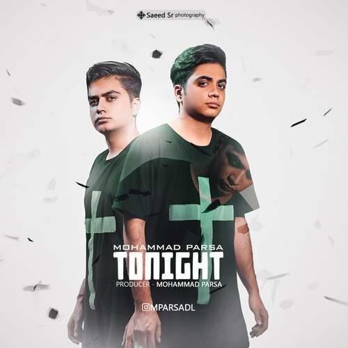 دانلود آهنگ جدید محمد پارسا به نام امشب