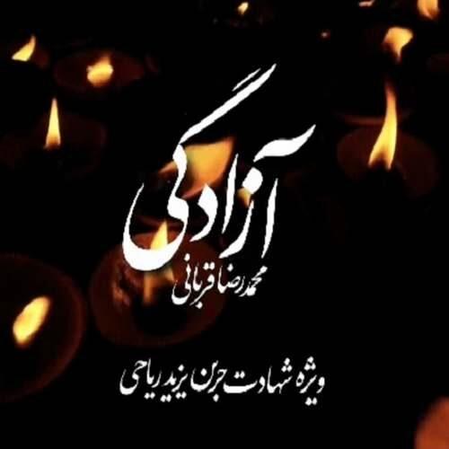 دانلود موزیک ویدیو جدید محمد رضا قربانی بنام آزادگی