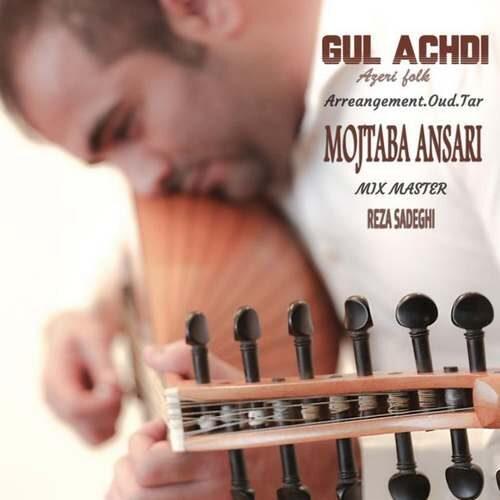 دانلود آهنگ جدید مجتبی انصاری به نام gulachdi