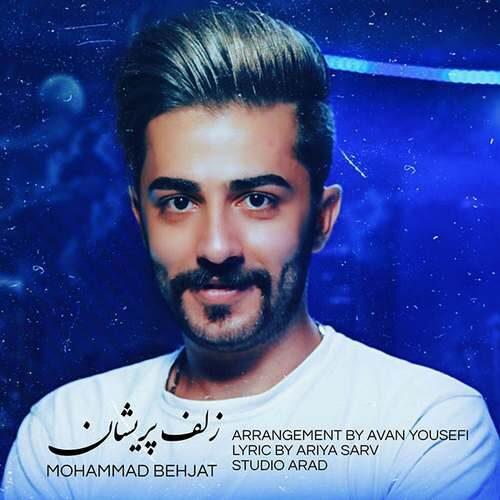 دانلود آهنگ جدید محمد بهجت به نام زلف پریشان