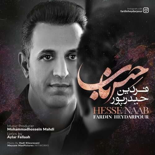 دانلود آهنگ جدید فردین حیدرپور به نام حس ناب