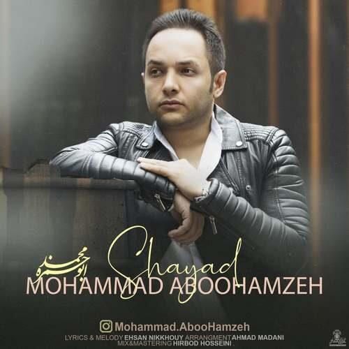 دانلود آهنگ جدید محمد ابوحمزه به نام شاید