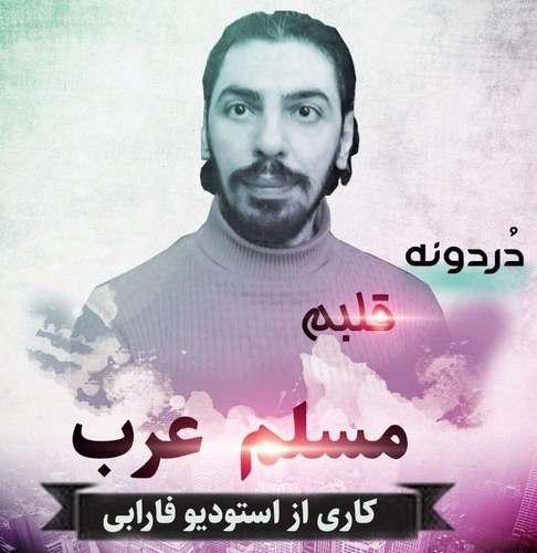 دانلود آهنگ جدید مسلم عرب به نام دردونه قلبم