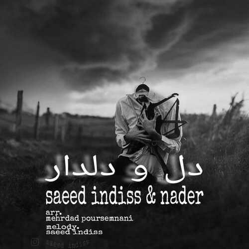 دانلود آهنگ جدید سعید ایندس و نادر به نام دل و دلدار