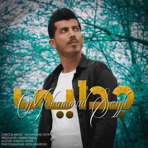 دانلود آهنگ جدید محمد سیفی به نام جدایی