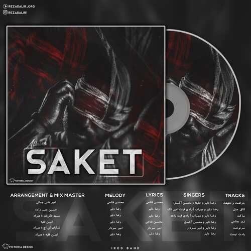 دانلود آلبوم جدید رضا دلیر به نام ساکت