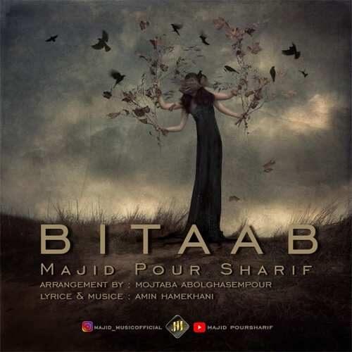 دانلود آهنگ جدید مجید پور شریف به نام بی تاب
