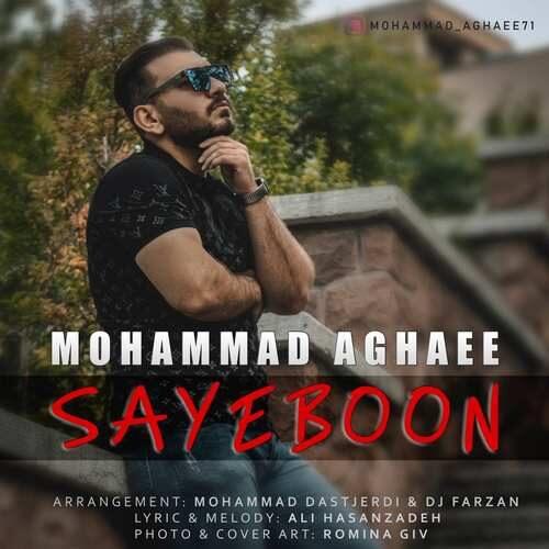 دانلود آهنگ جدید محمد آقایی به نام سایه بون