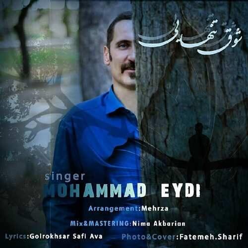 دانلود آهنگ جدید محمد عیدی به نام شوق تنهایی
