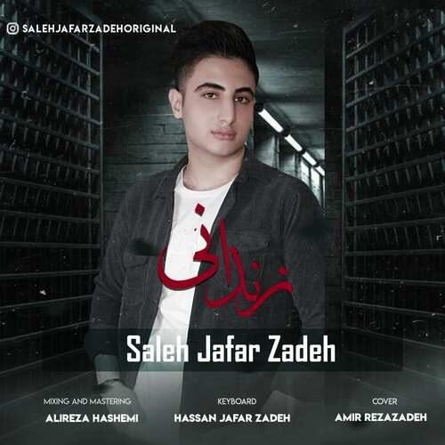 دانلود آهنگ جدید صالح جعفرزاده به نام زندونی