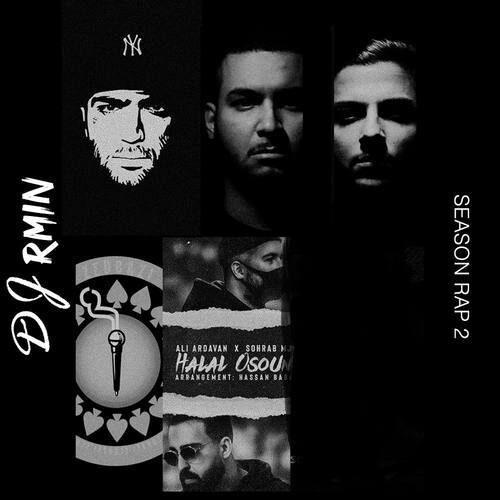 دانلود پادکست جدید Dj Rmin بنام Season Rap 2