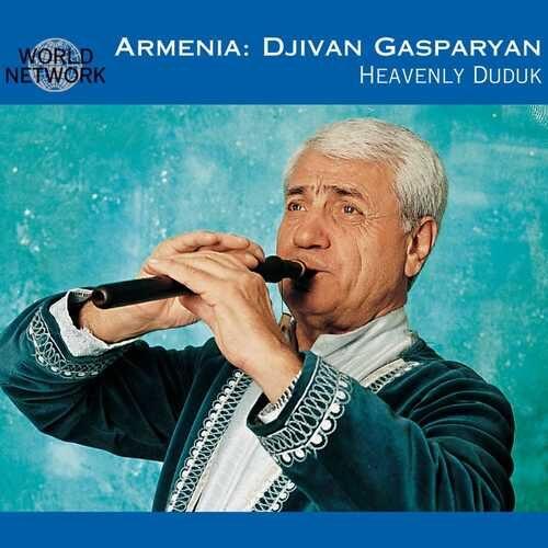 دانلود فول آلبوم و آهنگ های ژیوان گاسپاریان (Djivan Gasparyan)