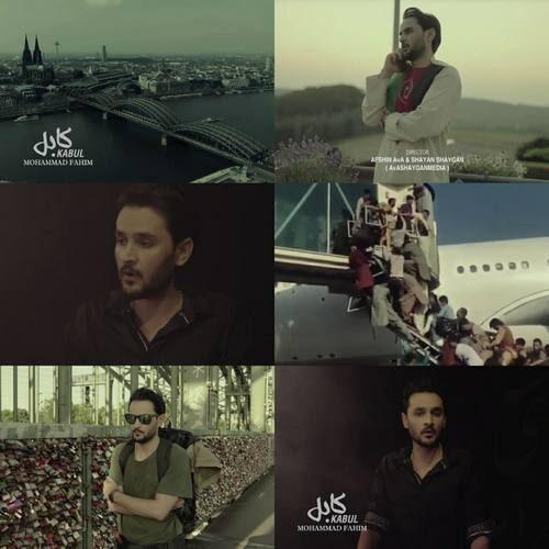 دانلود موزیک ویدیو جدید فهیم به نام کابل