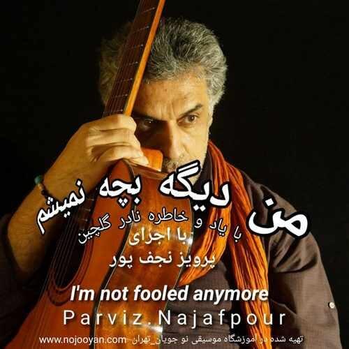 دانلود موزیک ویدیو جدید پرویز نجف پور به نام من دیگه بچه نمیشم