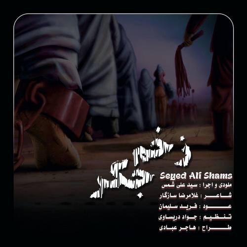 دانلود آهنگ جدید سید علی شمس به نام زخم جگر