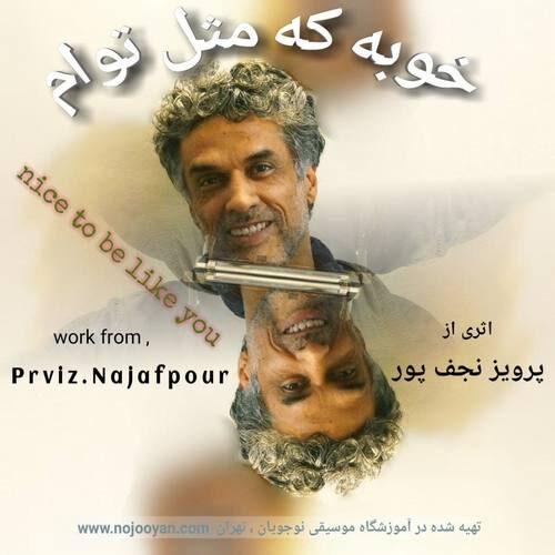 دانلود موزیک ویدیو جدید پرویز نجف پور به نام خوبه که مثل توام