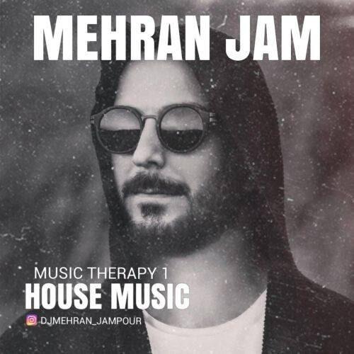 دانلود پادکست جدید دی جی مهران جم بنام موزیک تراپی ۱