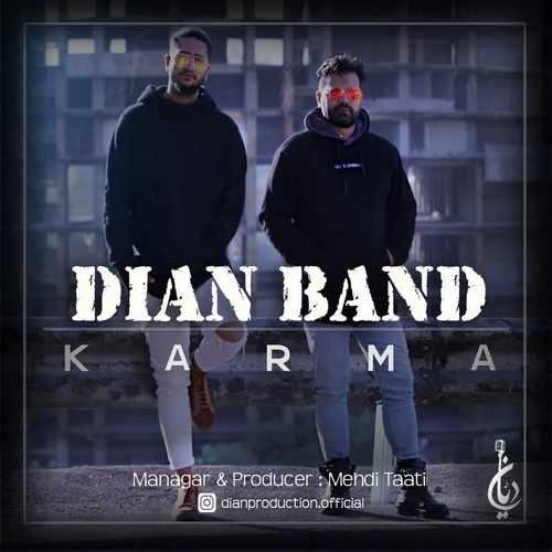 دانلود آهنگ جدید دیان بند به نام کارما