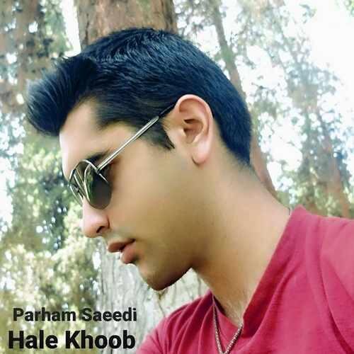 دانلود آهنگ جدید پرهام سعیدی به نام حال خوب